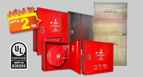 Fire Cabinets Pakistan