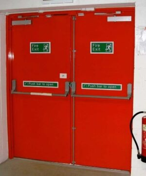Fire Doors and Frames