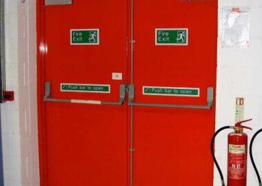 Fire Doors and Frames