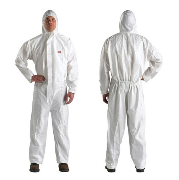 Chemical Protective Coveralls Uk